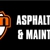 Asphalt Paving & Maintenance