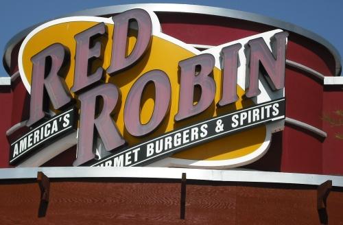 Red Robin Gourmet Burgers, Clackamas OR