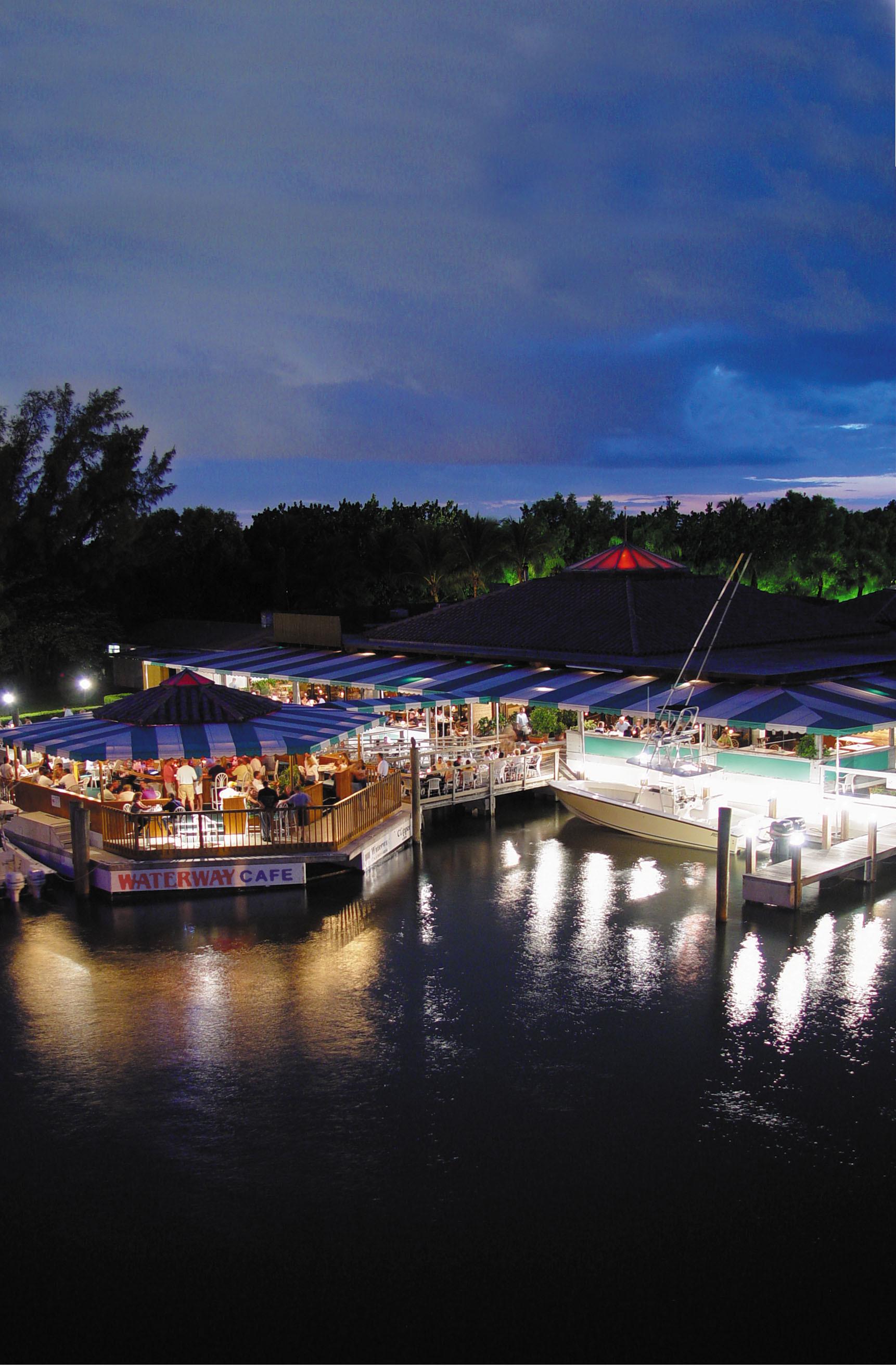 Waterway Cafe, Palm Beach Gardens FL