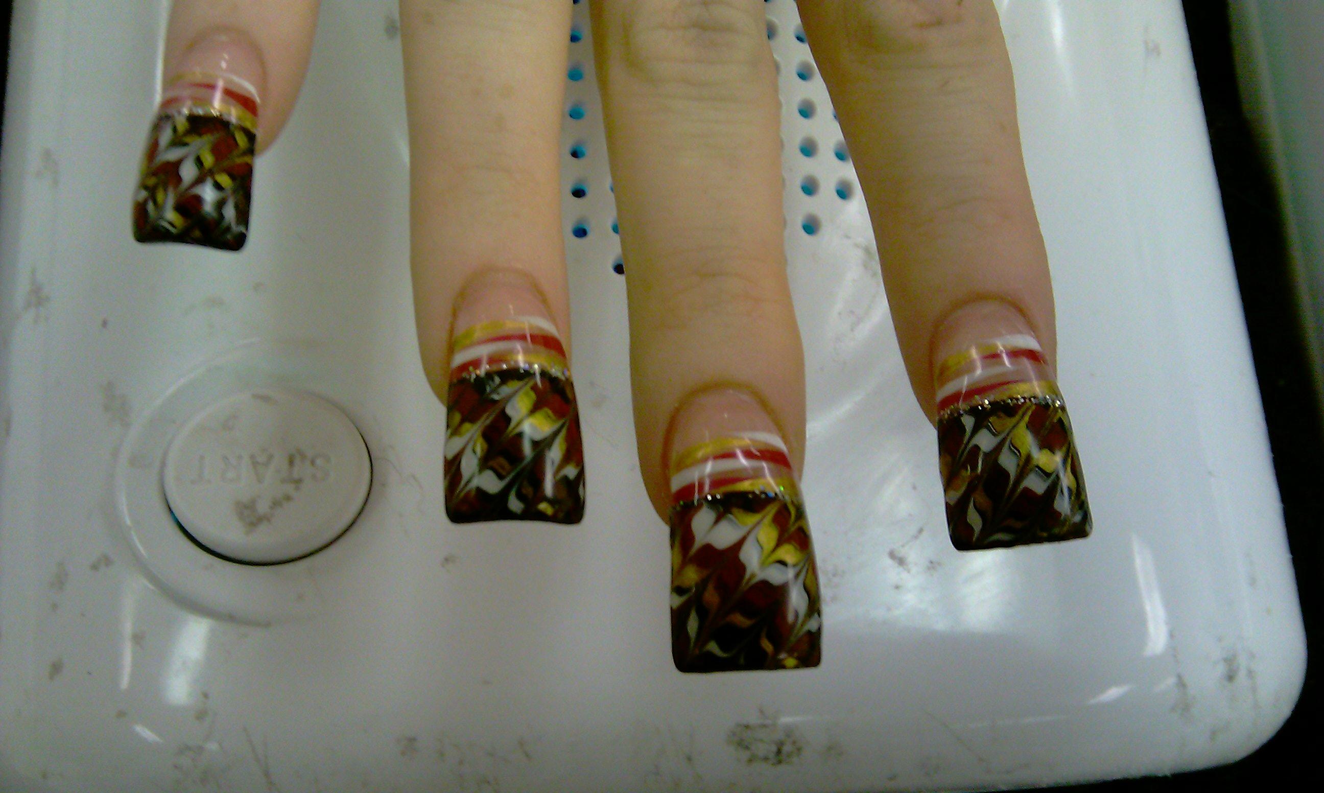 Galaxy Nails & Spa, Battle Ground WA
