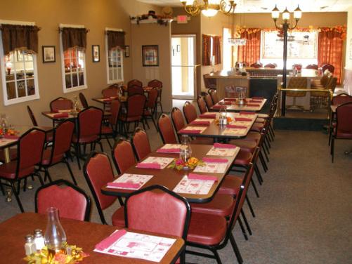 Ritz Restaurant, Dyersville IA