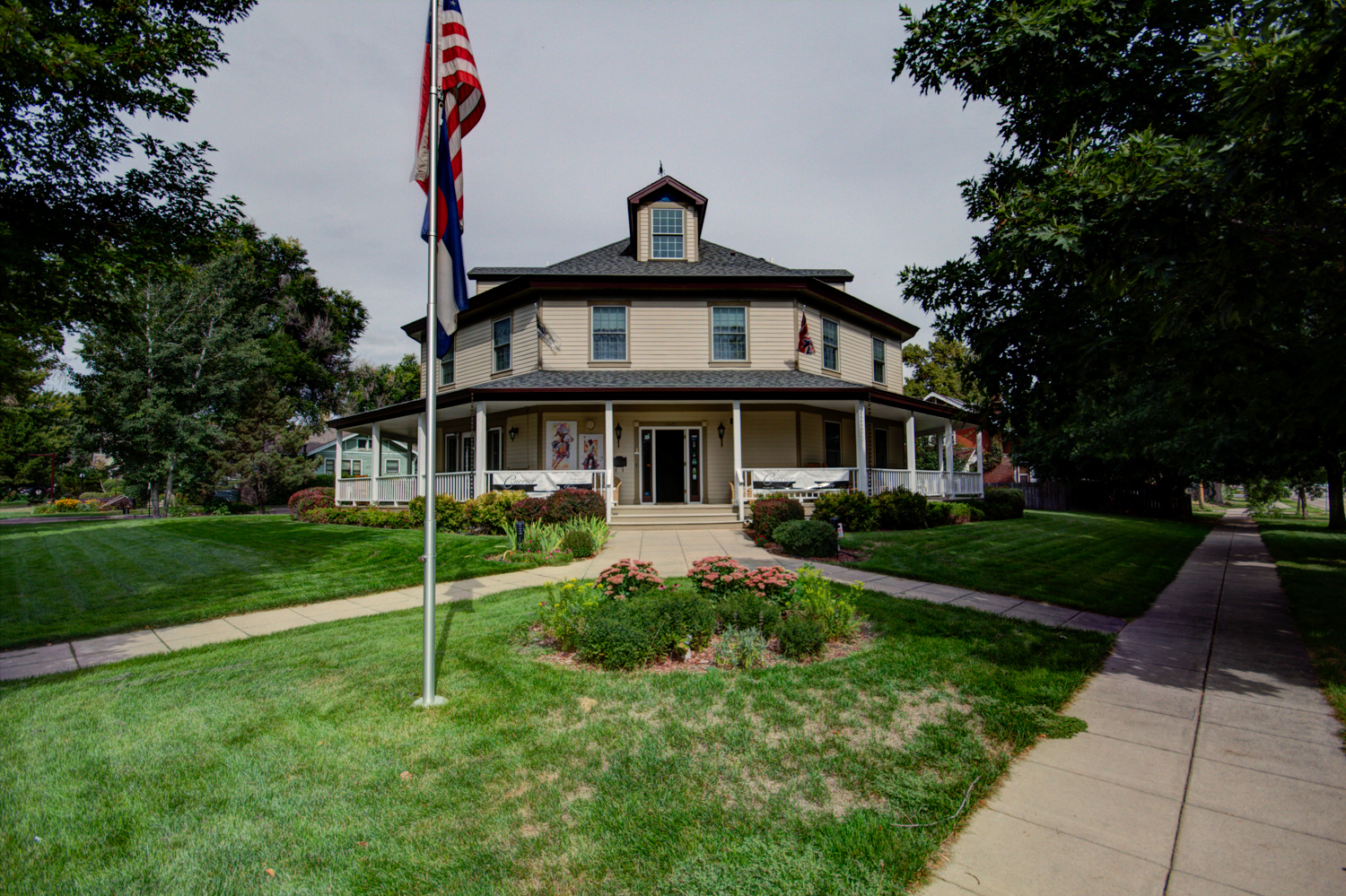Currier Inn Bed and Breakfast, Greeley CO