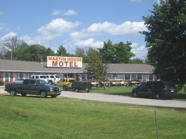 Martin House Motel, Brookfield MO