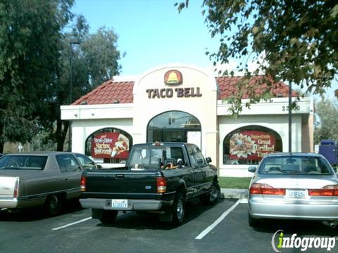 Taco Bell, Yorba Linda CA