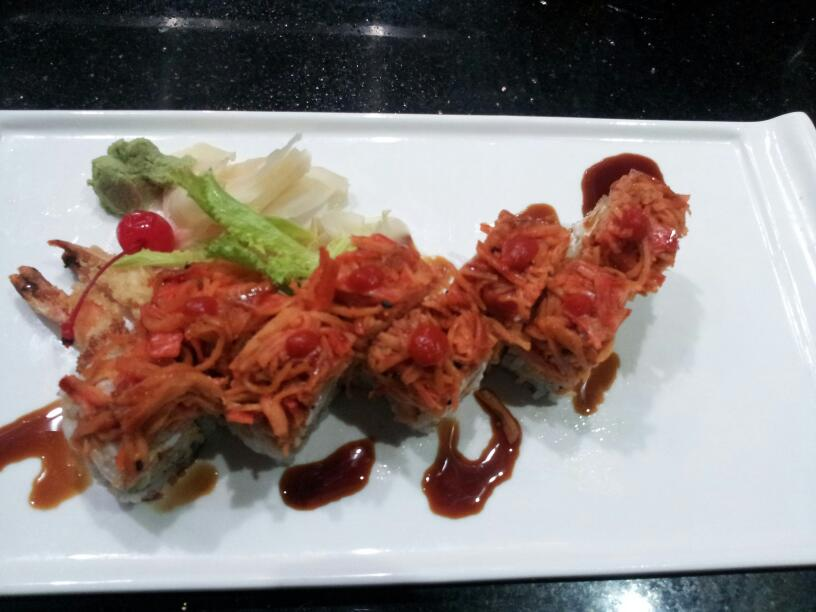 Ronin Sushi and Hibachi Grill, Monroe LA