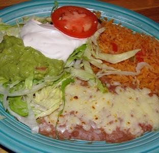 Las Trancas Mexican Restaurant, Ripley WV