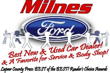 Milnes Ford, Lapeer MI