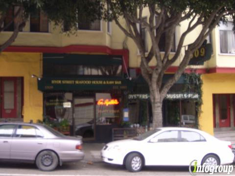 Hyde Street Seafood House, San Francisco CA