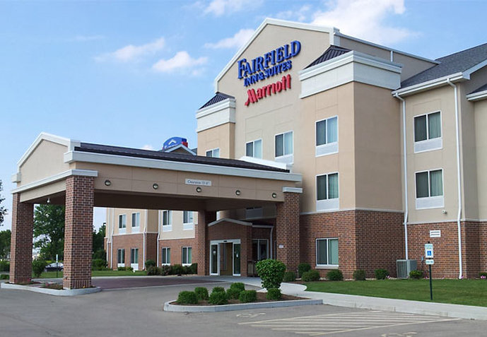 Fairfield Inn & Suites by Marriott Ottawa Starved Rock Area, Ottawa IL