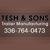 Tesh & Sons Trailer Manufacturing