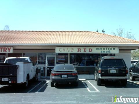 Chile Red, Rancho Cucamonga CA