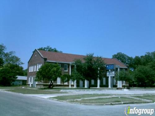 Woodlawn Grace Church - San Antonio, TX