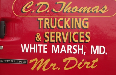C.D. Thomas Co. Inc. - Middle River, MD