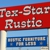 Tex-Star Rustic