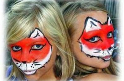 MR California Art - Face Painting Airbrush Tattoos - Elk Grove, CA