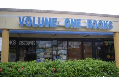 Volume One Books - Hollywood, FL