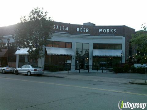 Salem Beer Works, Salem MA