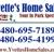 Yvette's Home Sales