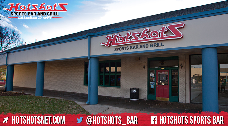 Hotshots Sports Bar & Grill, Maryland Heights MO