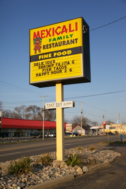 Mexicali Restaurant, Battle Creek MI