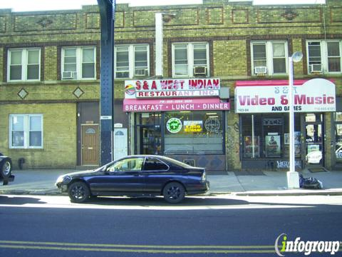 S & A West Indian Restaurant, Ozone Park NY