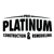 Pro Platinum Construction & Remodeling