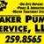 Baker Well & Pump Service