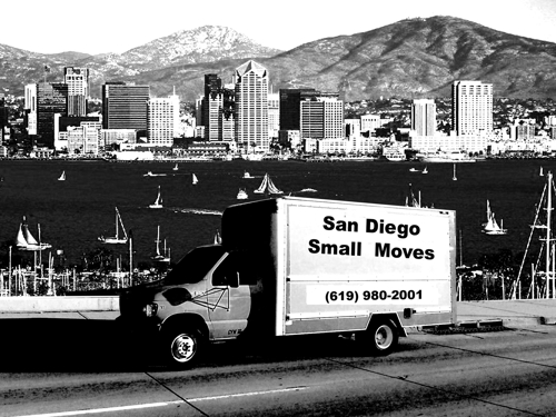 San Diego Small Moves - San Diego, CA