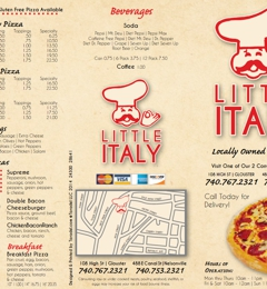 Little Italy Pizza - Glouster, OH