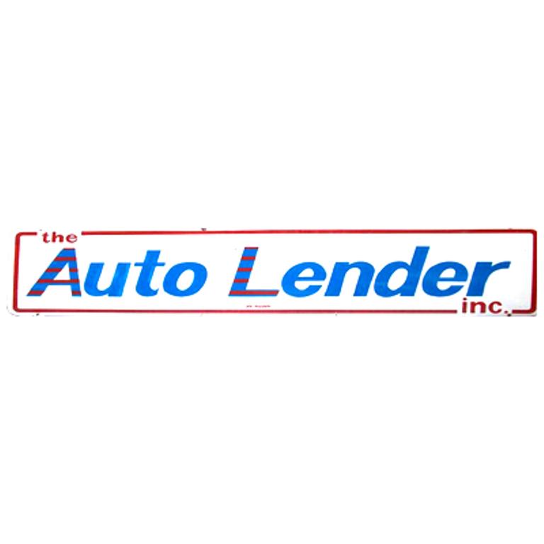 The Auto Lender, Punxsutawney PA
