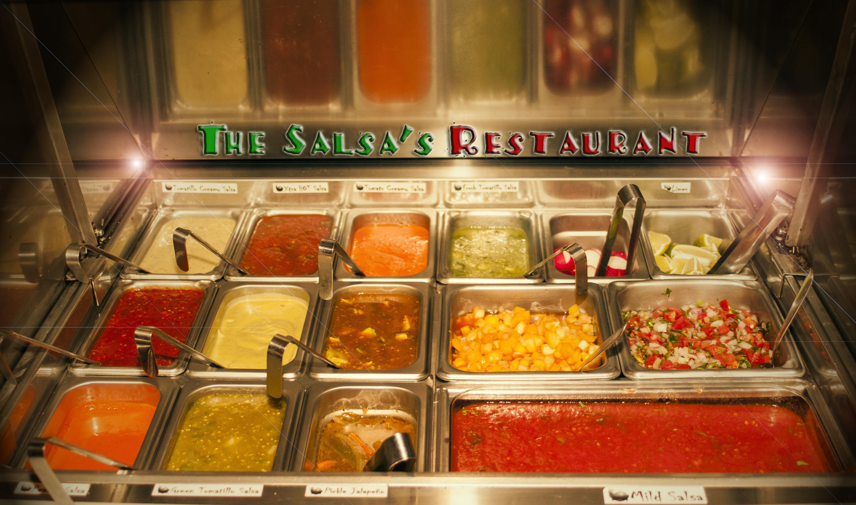 The Salsas Restaurant, Greeneville TN