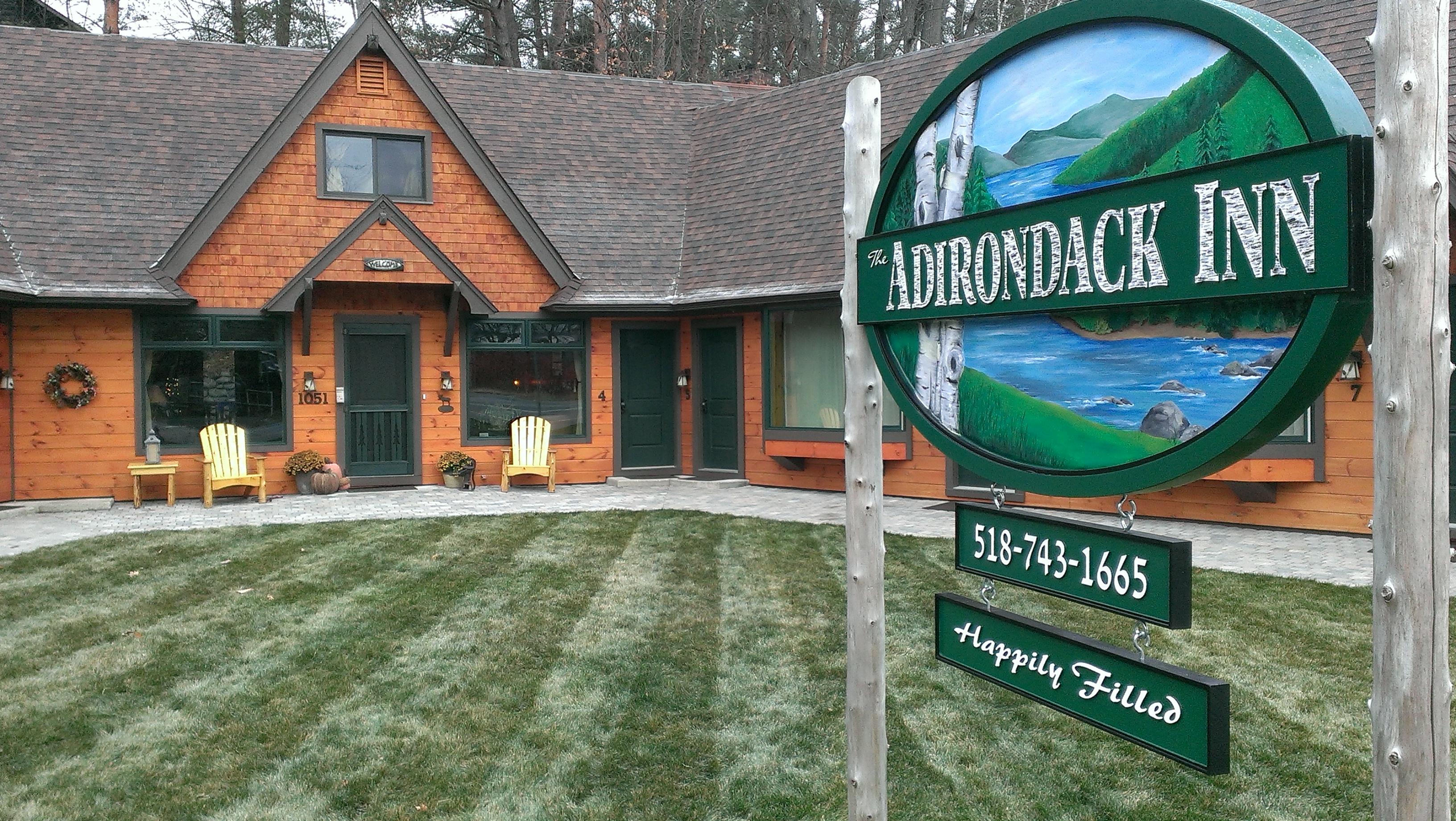 The Adirondack Inn, Schroon Lake NY