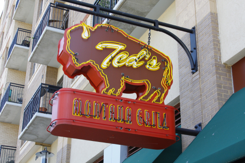 Ted's Montana Grill, Littleton CO