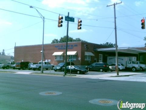 Tony's Ice Cream Company, Gastonia NC