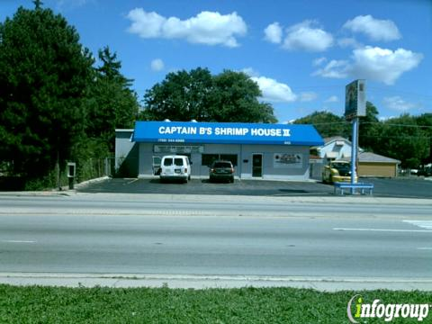 Captain B's Shrimp House II, Bellwood IL
