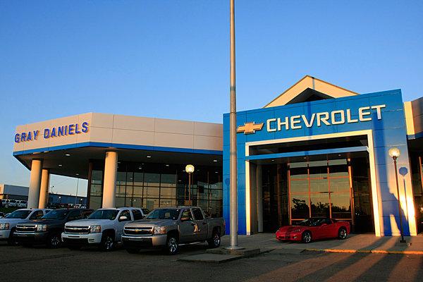 Gray Daniels Chevrolet, Jackson MS