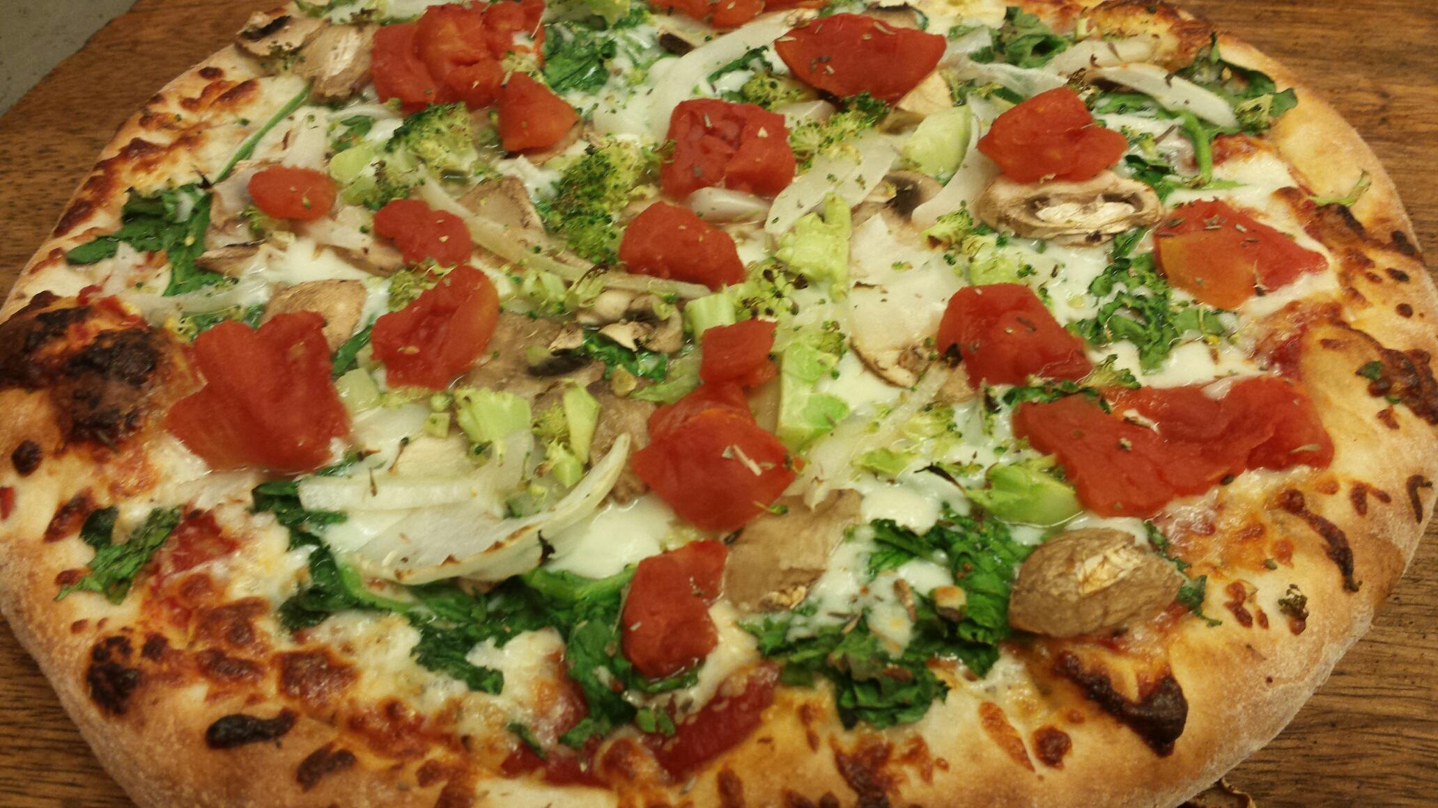 Uncle Tony's Pizza, South Burlington VT