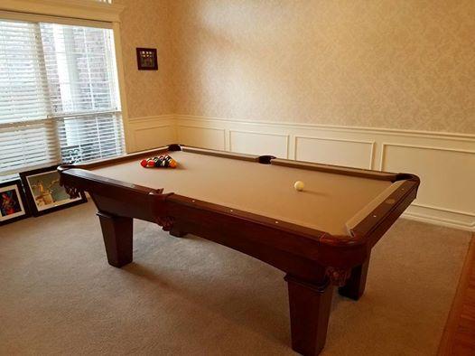 One Billiards Gameroom Design, Broken Arrow OK