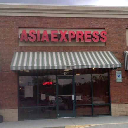 Asia Express, Goose Creek SC