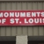 Monuments of St Louis
