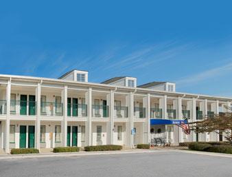 Baymont Inn & Suites Meridian, Meridian MS