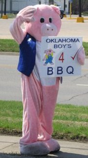 Oklahoma Boy's BBQ, Augusta KS