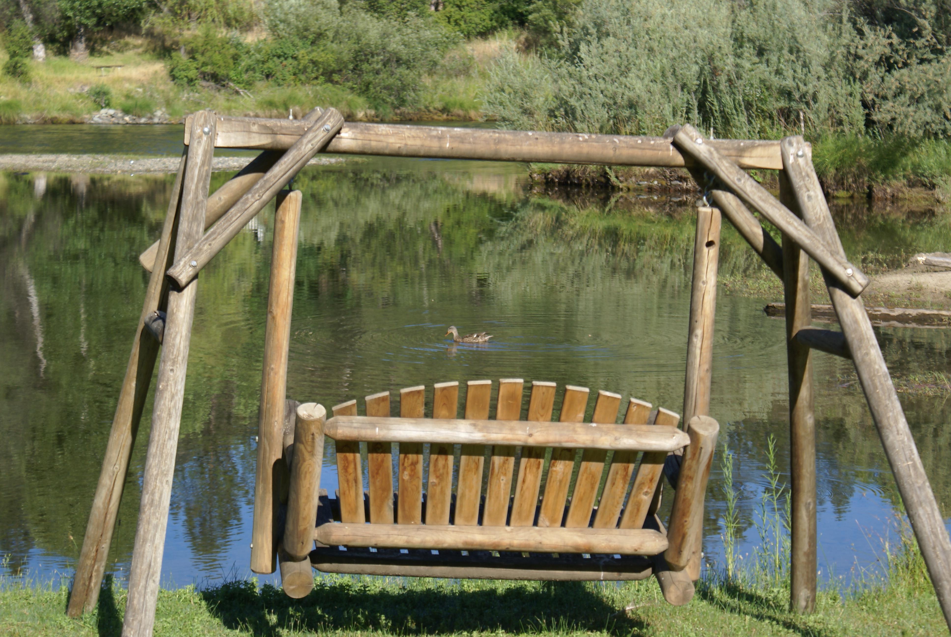Trinity River Resort, Lewiston CA