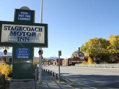 Stagecoach Motor Inn, Dubois WY