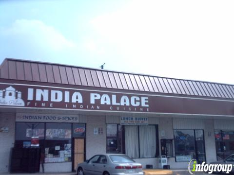 India Palace, Cockeysville MD