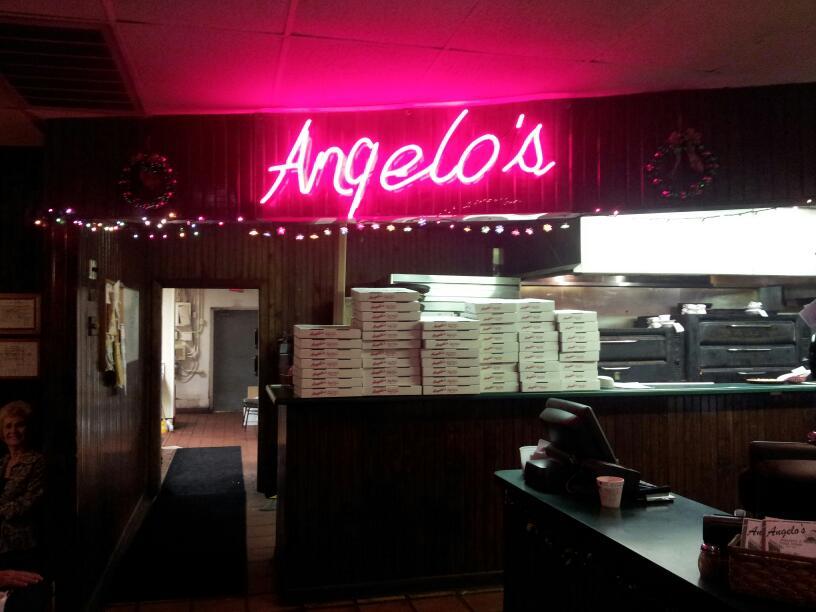 Angelo's Spaghetti & Pizza House, Irving TX