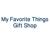 My Favorite Things Gift Shop