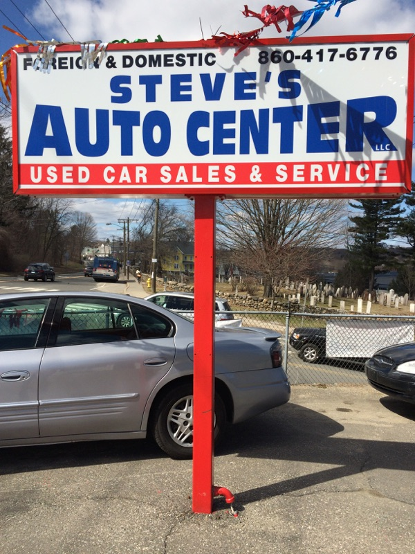 Steve's Auto Center, Watertown CT