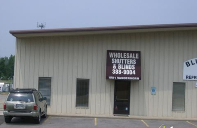 Wholesale Shutters & Blinds - Memphis, TN