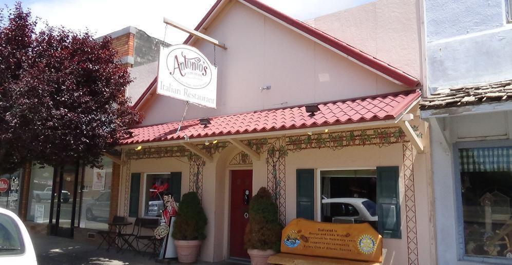 Antonio's Cucina Italiana, Alturas CA